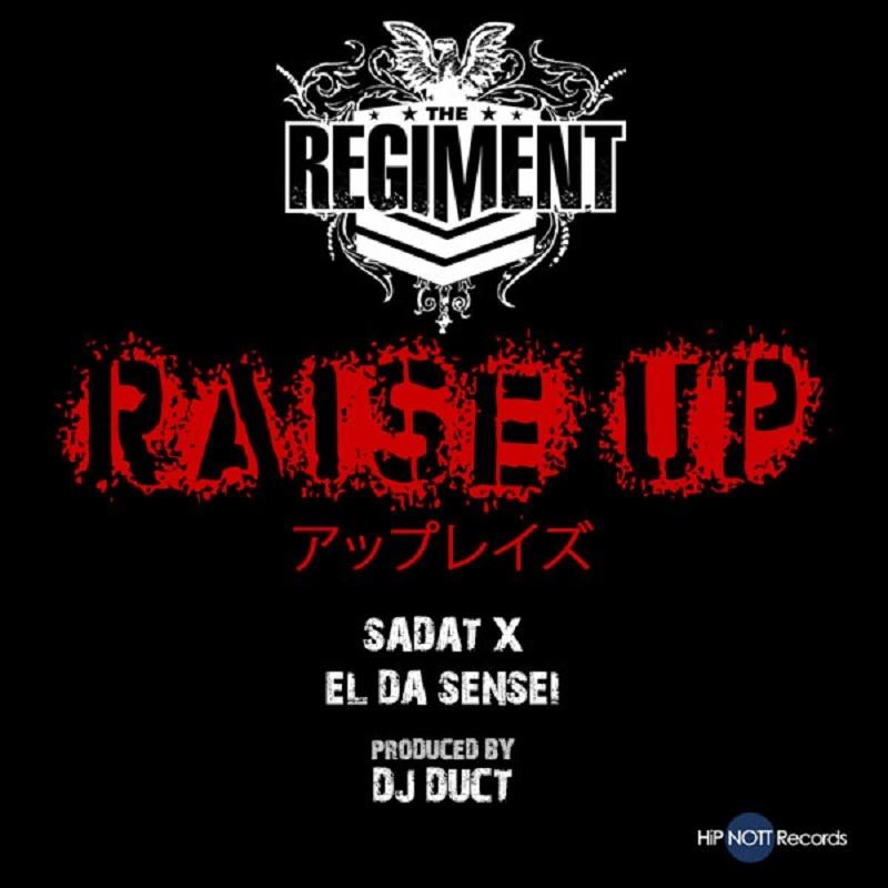 Raise Up The Regiment