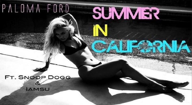 Summer In California