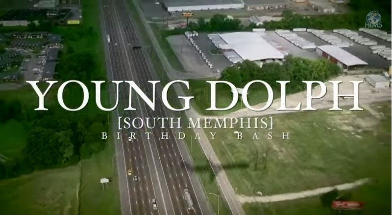 Youngdolphadayinsouthmemphisvlogvid