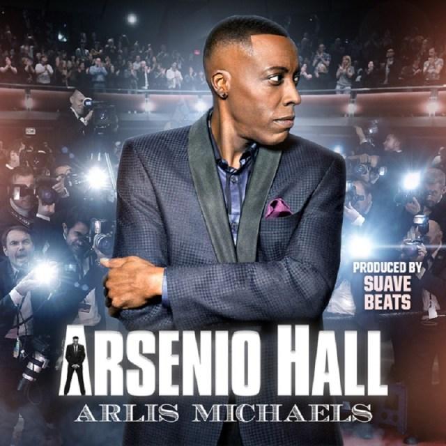 Arsenio Hall Arlis Michaels