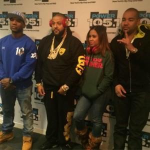 DJ Khaled Breakfast Club 2