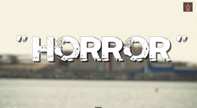 Horrorvid