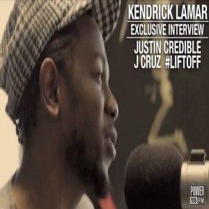 Kendrick Lamar #Liftoff