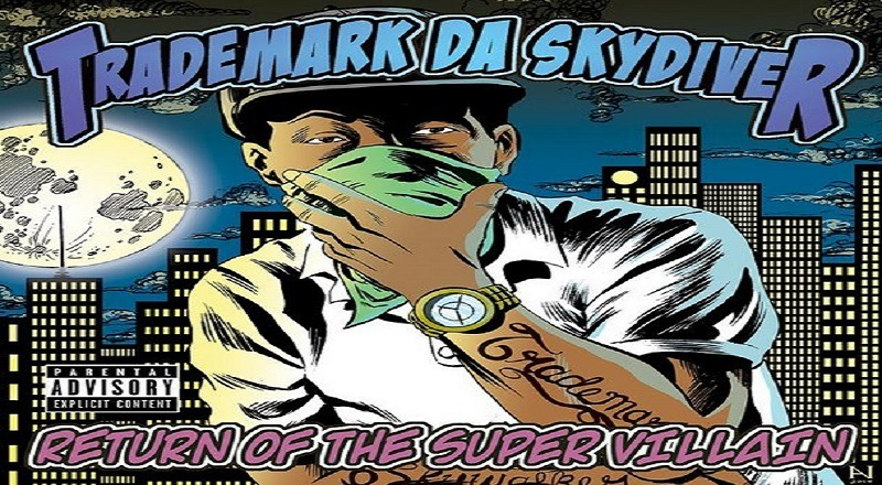 trademark da skydiver the return