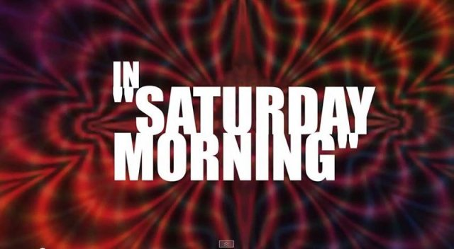 Saturdaymorningvid