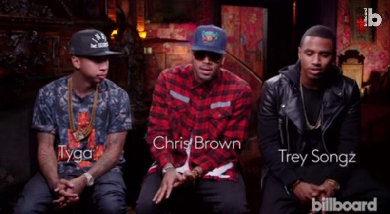 Tyga chris brown and trey songz talk between the sheets jpg 800x440 Chris  brown tyga concert db73b4356ad45