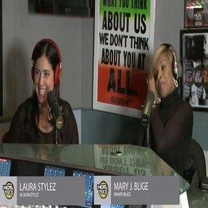 Mary J. Blige Hot 97