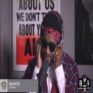 Omarion Hot 97