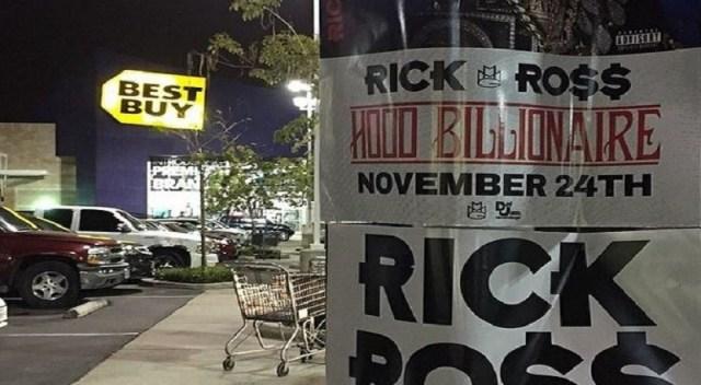 Rick Ross promo