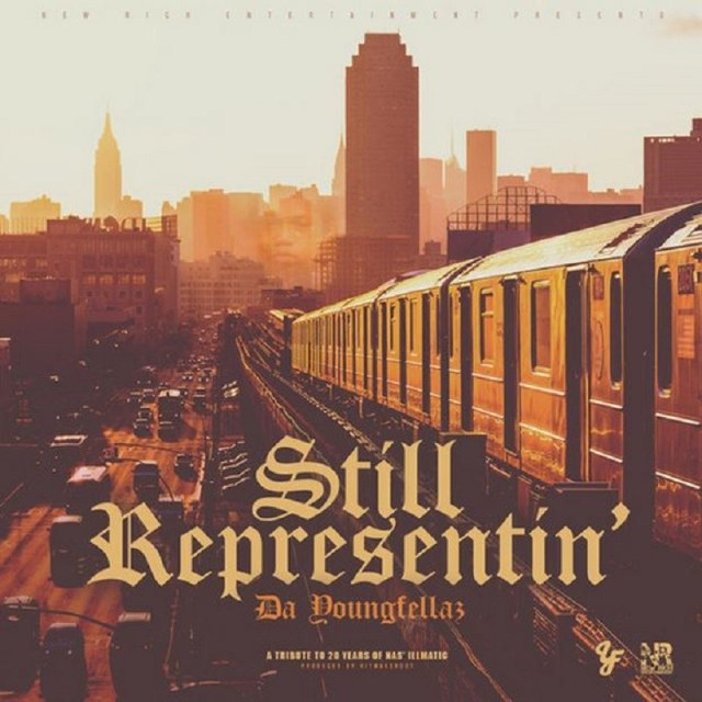 Still Representin
