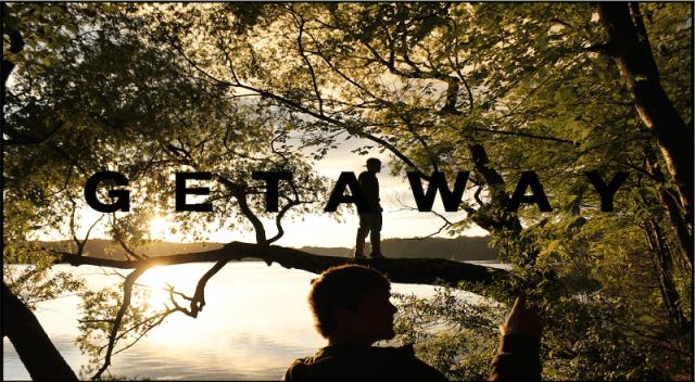 Getaway Connor Cassidy