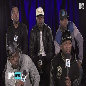 50 Cent G-Unit MTV