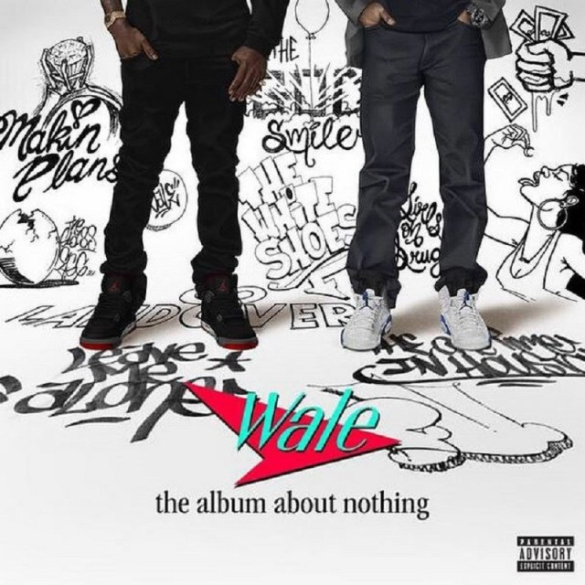 The Album About Nothing cover 2