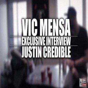 Vic Mensa Justin Credible