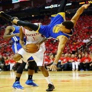 Steph Curry injury