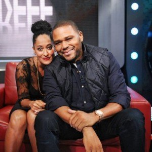 Tracee Ellis Ross Anthony Anderson BET