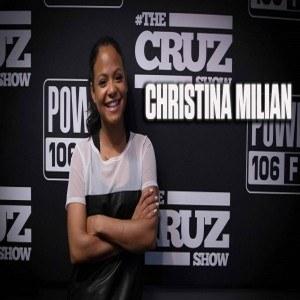 Christina Milian Cruz