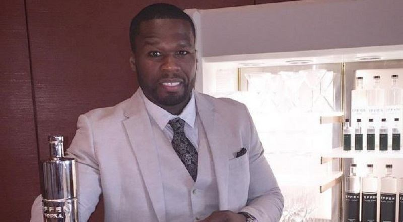 50 Cent posts pic with Mr  Cheeks on Instagram after running