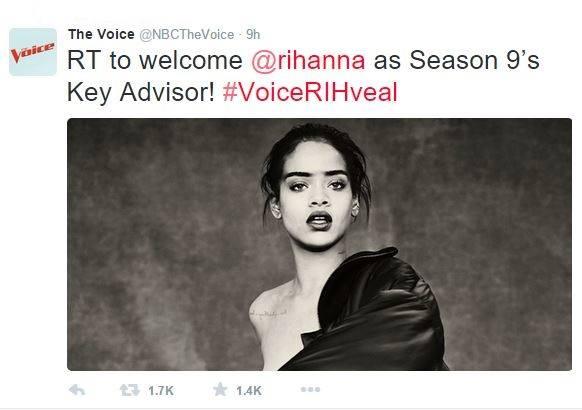 Rihannathevoiceseason9