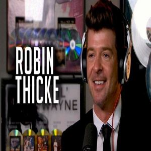 Robin Thicke Hot 97
