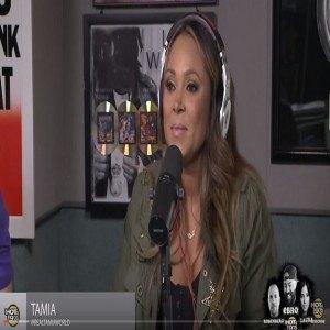 Tamia Hot 97-2