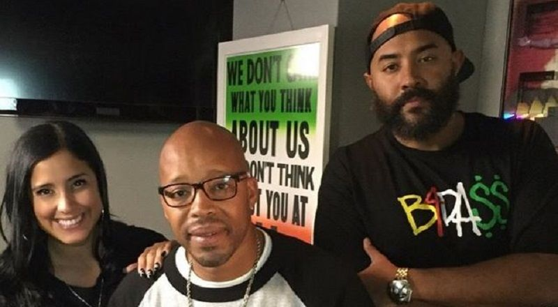 Warren G talks growing up as Dr  Dre's brother, Snoop Dogg's