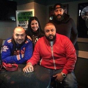 DJ Khaled Hot 97