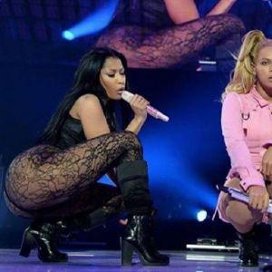 Nicki Minaj Tidal