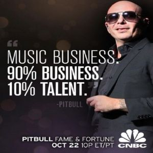Pitbull Fame and Fortune