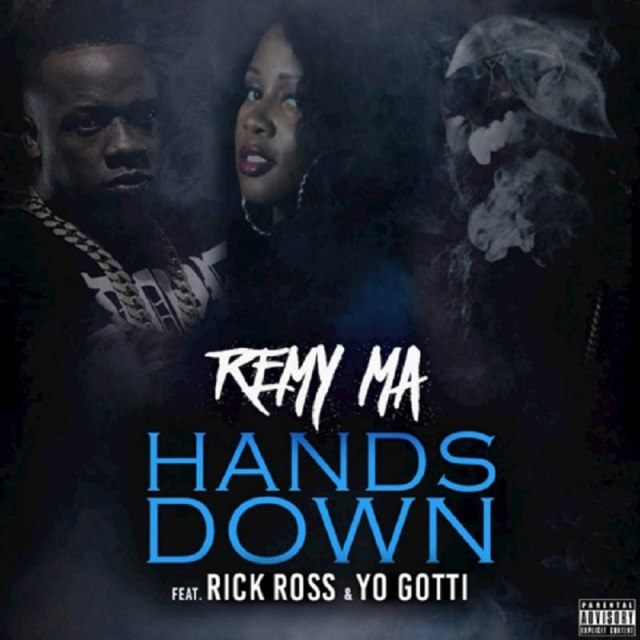 Hands Down Remy Ma