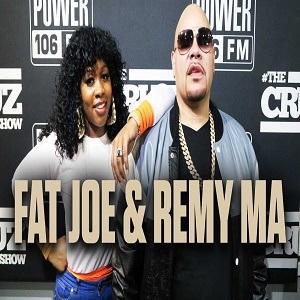 Fat Joe Remy Ma Power 106