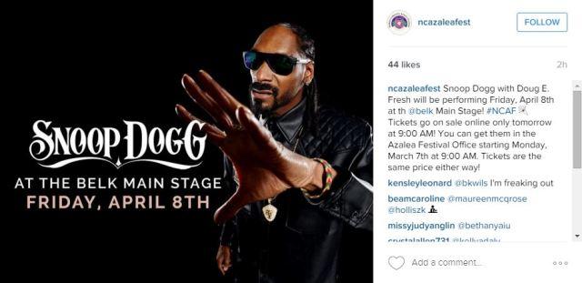 Snoopdoggazaleafestivalig