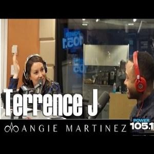 Terrence J Angie Martinez