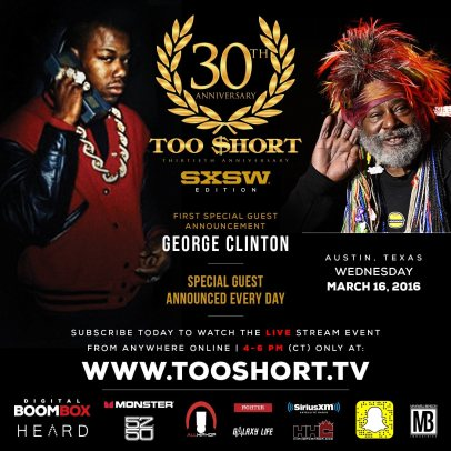 Too Short and George Clinton