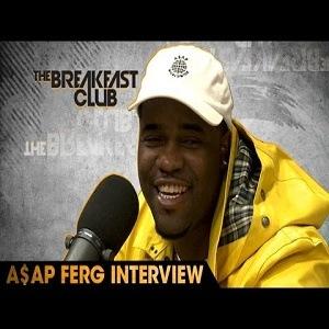 A$AP Ferg Breakfast Club