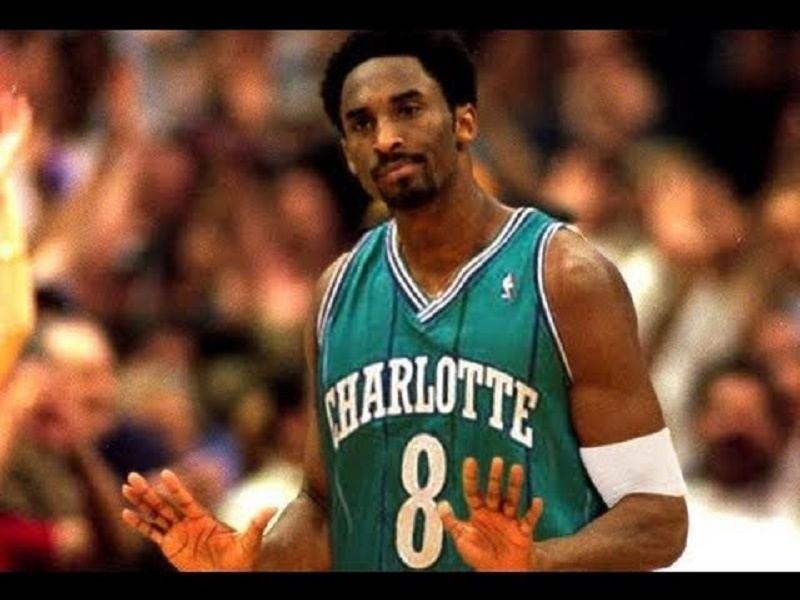 Kobe Bryant Hornets