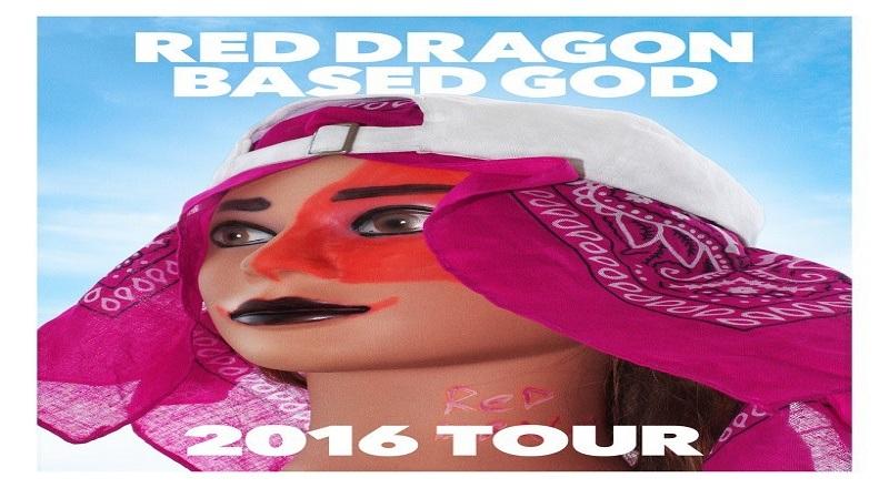 Red Dragon Based God