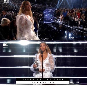 Beyonce Video of the Year
