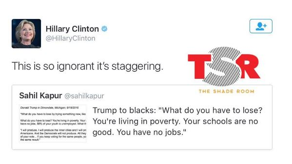 Clintontrumpignantig