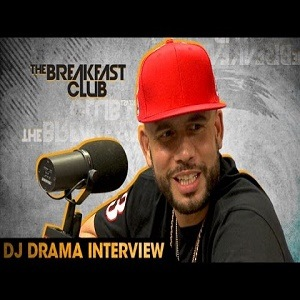 DJ Drama Breakfast Club