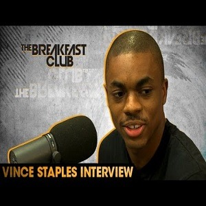 Vince Staples Breakfast Club