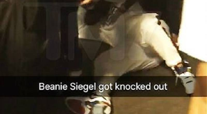 a1c7e87277c Footage surfaces of Beanie Sigel getting knocked out by Teefy Bey ...