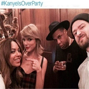 kanyeisoverparty