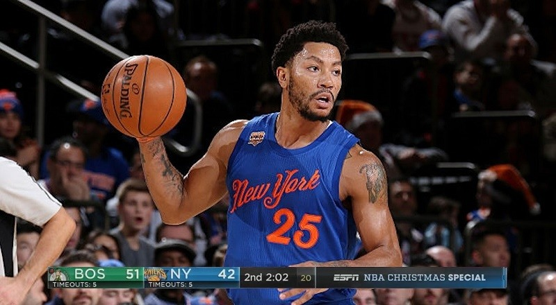 Boston Celtics vs. New York Knicks  6563f546f