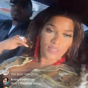 Stevie J and Joseline reunite on Instagram Live, two weeks before
