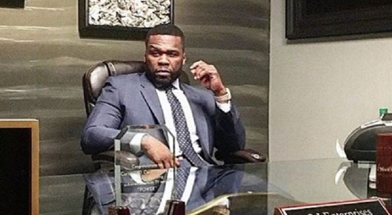 50 Cent asks a fan Instagram page to remove a pic of him