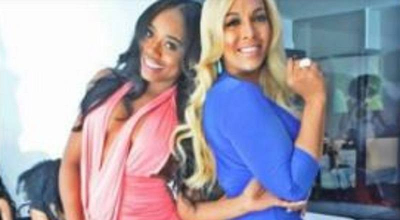 Kimbella Blasts Yandy Smith On Instagram After Yandy Makes A Happy