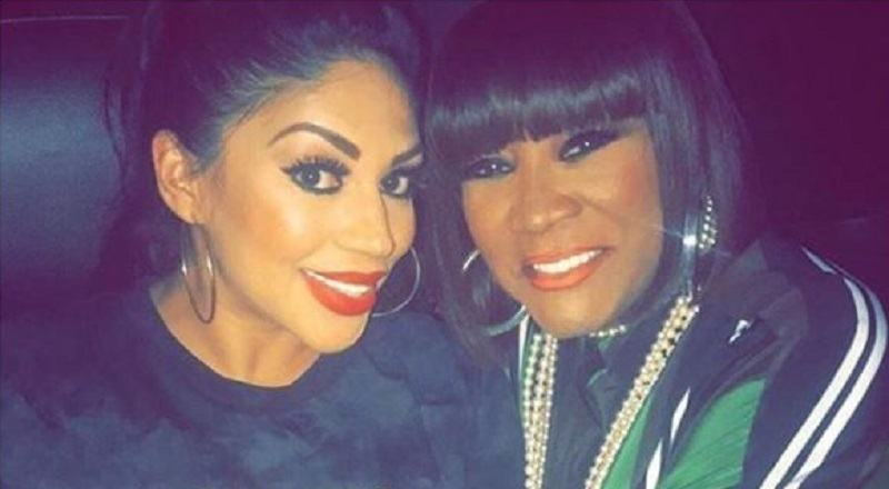Patti LaBelle and her daughter attended Jay-Z's recent