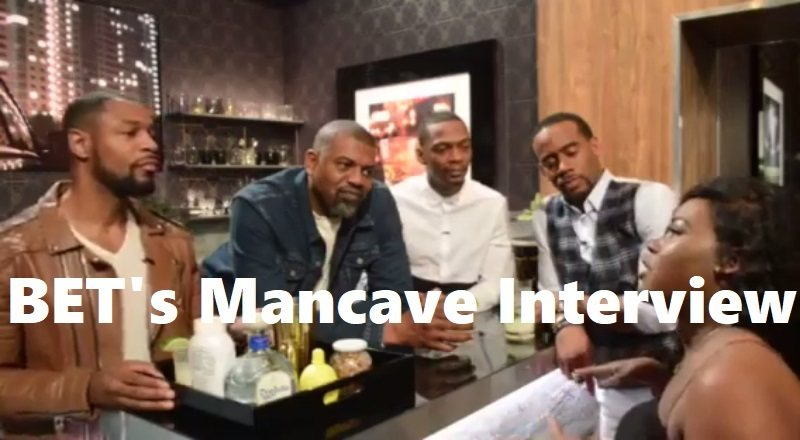 "Man Caves Casting : Hhv exclusive cast of bet s ""mancave explains what the"
