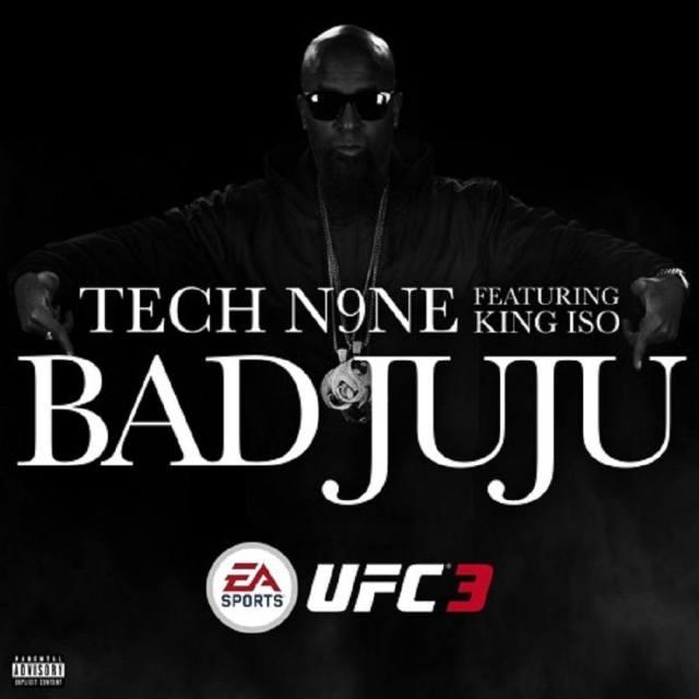 "Tech N9ne ft  King Iso – ""Bad JuJu"""
